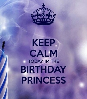 friends, keep calm and my birthday