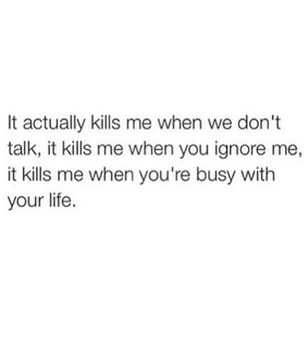 you broke me and but it fckng kills me!