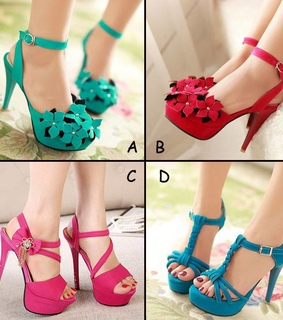 beautiful chic shoes