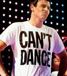 ability, cory monteith and dance