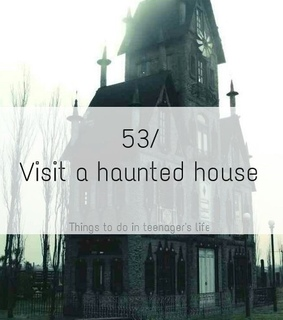 ghost, haunted and haunted house