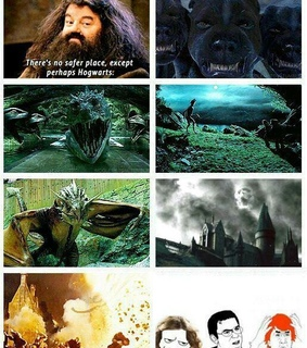 harry potter, howgarts and lol