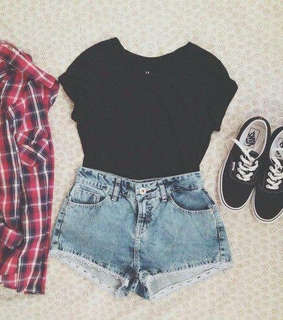 black, fashion and jeans