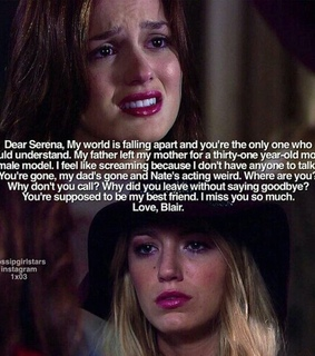 best friends, best friends quotes and blair and serena