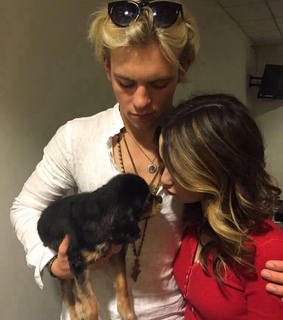 austin moon, laura marano and meant to be