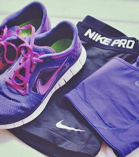 fitness, just do it and nike