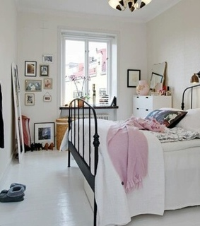 dream bedroom, girly bedroom and home decorating