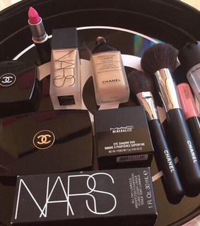 beauty, chanel and chanel makeup