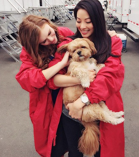 cho, holland and teen wolf