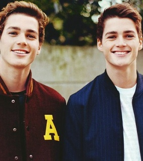 brother, finn harries and good boy