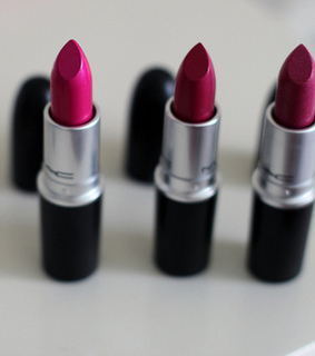 beauty, colors and lipstick