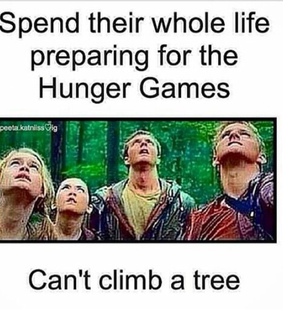 cant, climb and funny