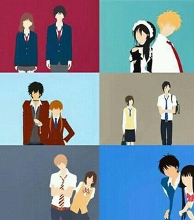 ao haru ride, kaichou wa maid sama and kimi ni todoke
