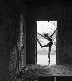 ballerina project, black and white and dance