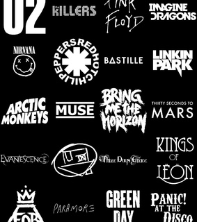 30 seconds to mars, arctic monkeys and bands