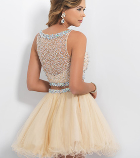 sand, short homecoming dresses and two piece dress