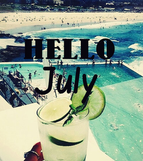 be nice, hello july and summer