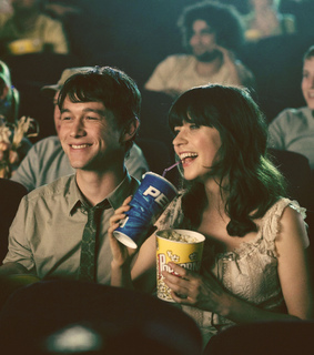 500 days of summer, cinema and couple