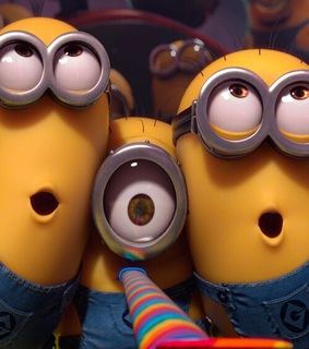 cute, cutie and despicable me