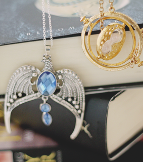 books, gold and hp
