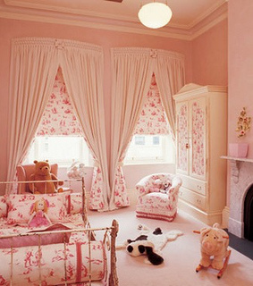 inspire, little girls room and bedroom