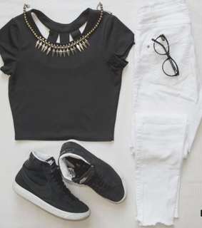 accessories, black and bnw