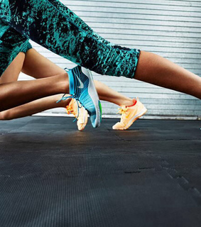 fitness, nike and workout