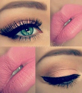 cool, cute and make up