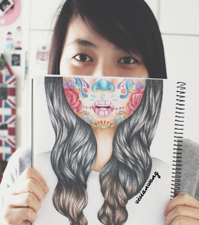 art, creative and doodle