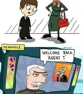 agent, hp and neville