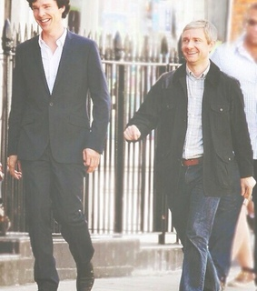 bbc, cumberbatch and freeman