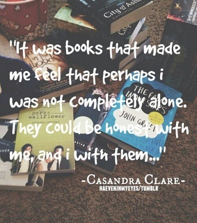 alone, awesome and books