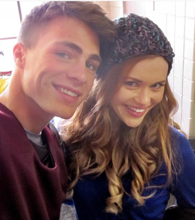 colton haynes, couple and cute
