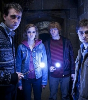 harry potter 7, hermione and hermione granger