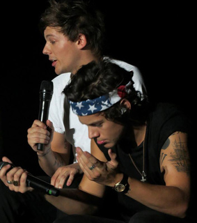 larry stylinson, louis tomlinson and louis tomlinson icons