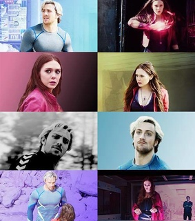 avengers, quicksilver and aaron taylor johnson