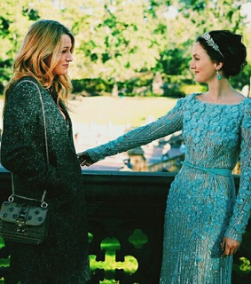 best friends, blair and blair and serena