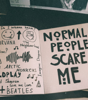 30stm, american horror story and arctic monkeys