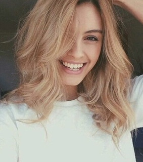 blond, blond hair and girl
