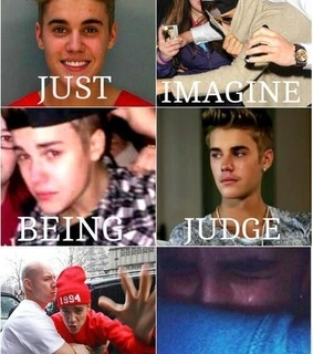 beliebers, human and judged