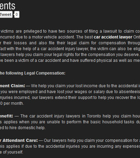 Personal Injury Lawyer Hamilton, Personal Injury Lawyer Toronto and Personal Injury Lawyer Barrie