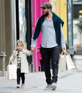 baby, cute and david beckham