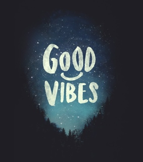 background, good vibes and hipster
