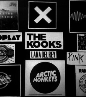 arctic monkeys, art and awesome