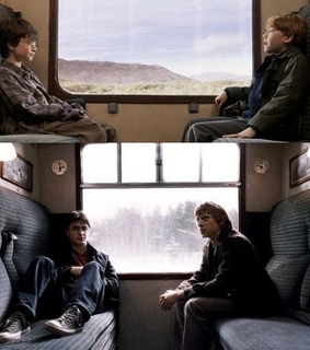 best friends, ron weasly and until the very end