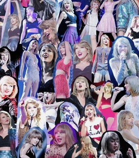 background, taylor swift and 1989 world tour