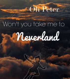 neverland, once upon a time and peter pan