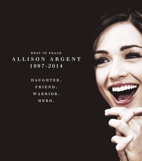 r.i.p, teen wolf and alison argent
