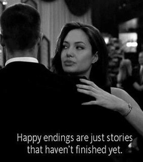 black and white, ending and happy ending