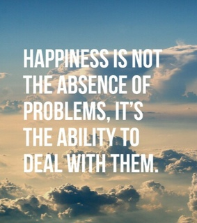 ability, happiness and problems